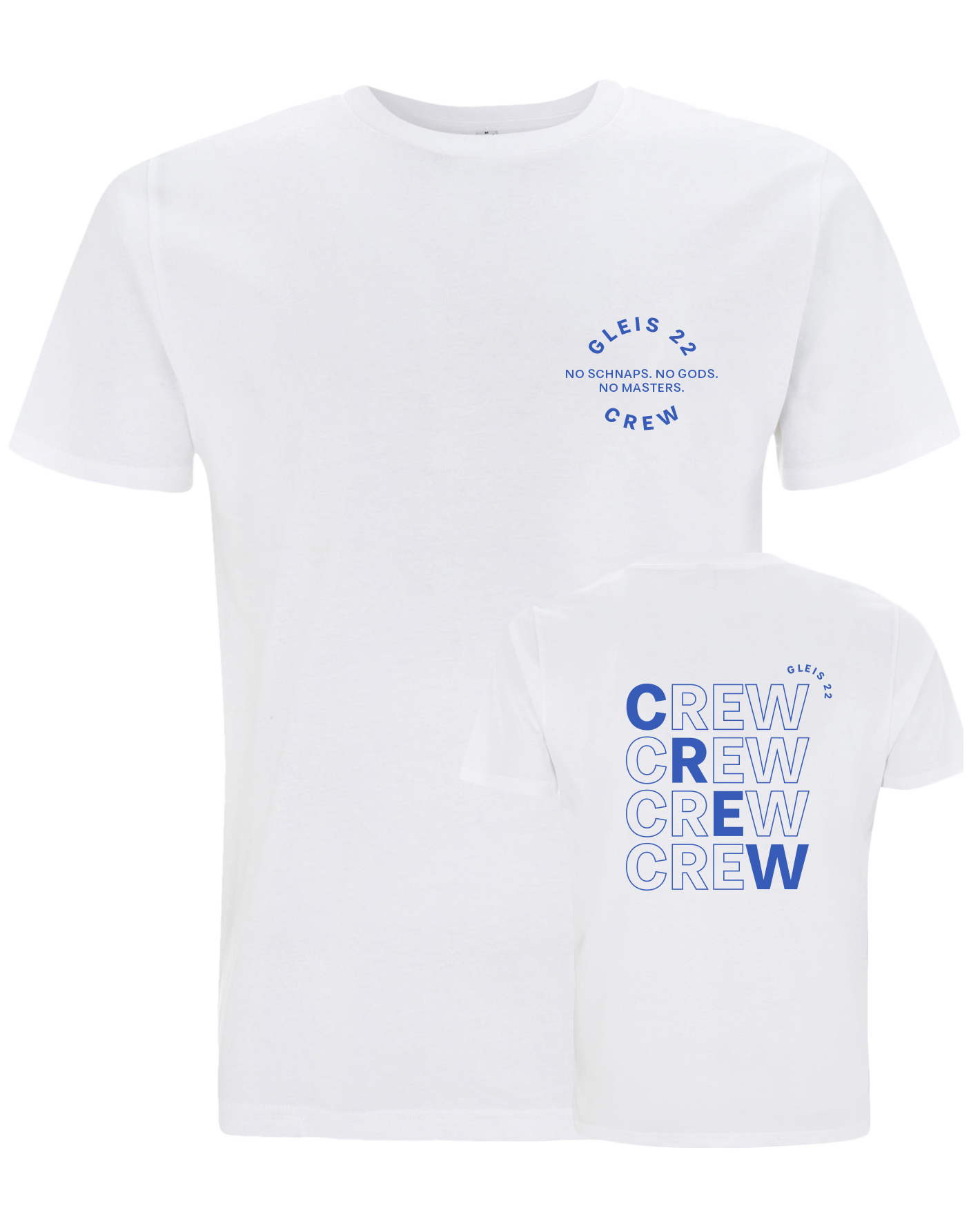Superkolor_Homepage_Work_Gleis22_Shirt_white