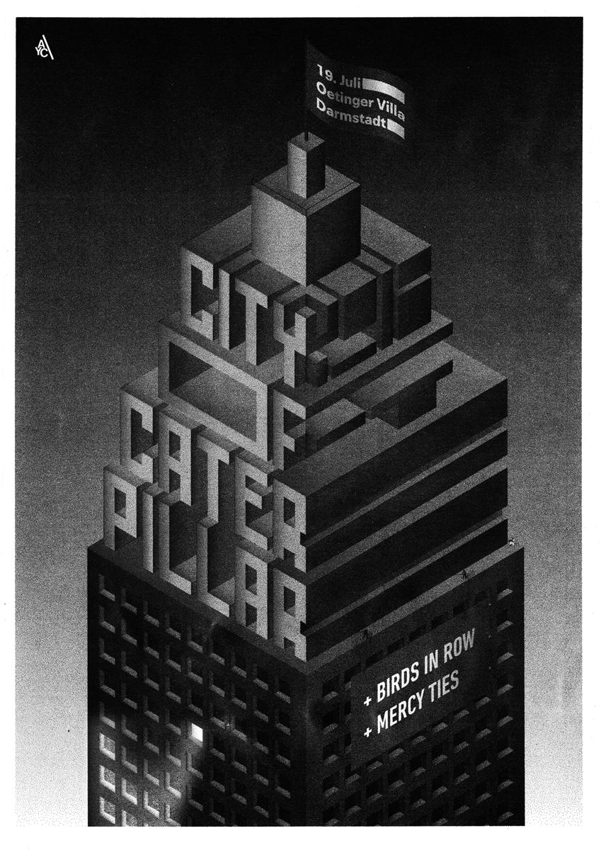 Superkolor_Work_Music_And_Print_City_Of_Caterpillar