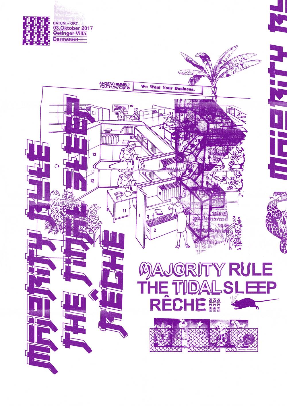 Superkolor_Work_Music_And_Print_Majority_Rule